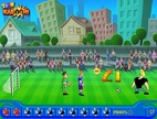 Football-game-with-johnny-bravo