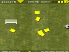 Play-football-txartelak-yellow